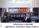 Iris Tiberio ospite a Live Social