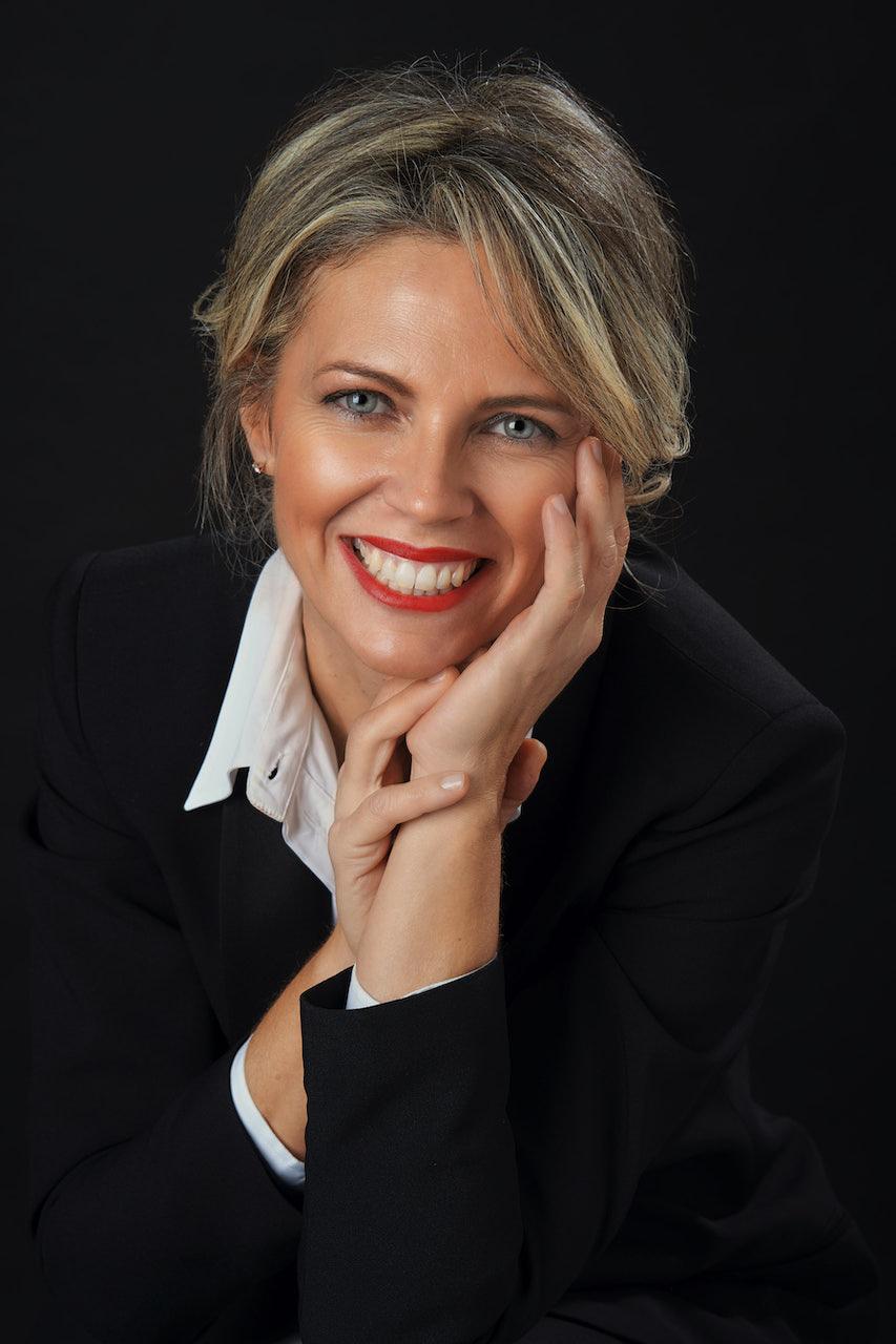 Iris Tiberio CEO Irial